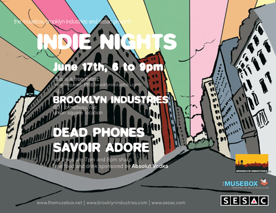 INDIE NIGHTS